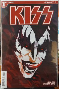 KISS #1 (2016) NM COVER A GONI MONTES DEMON COVER