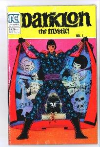 Darklon the Mystic #1 (1983)