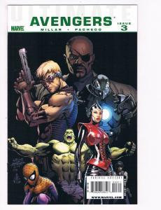 Ultimate Avengers # 3 NM Marvel Comic Books Thor Hulk Iron Man S93