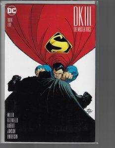 Dark Knight III: The Master Race #5 (DC, 2016) NM