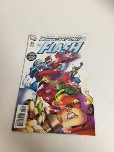 Flash 6 Brightest Day Variant Nm Near Mint 9.4