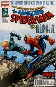 Amazing Spider-Man, The #694 VF/NM; Marvel | save on shipping - details inside