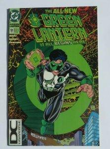 Green Lantern #51 NM/MT 9.6-9.8 High Grade Scarce DC Universe Logo Variant 1994