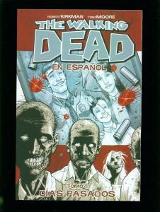 WALKING DEAD EN ESPANOL TPB-SPANISH LANGUAGE-1st PRINT-NM