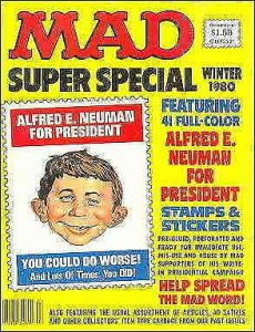 Mad Super Special #33 VG; E.C | low grade comic - save on shipping - details ins