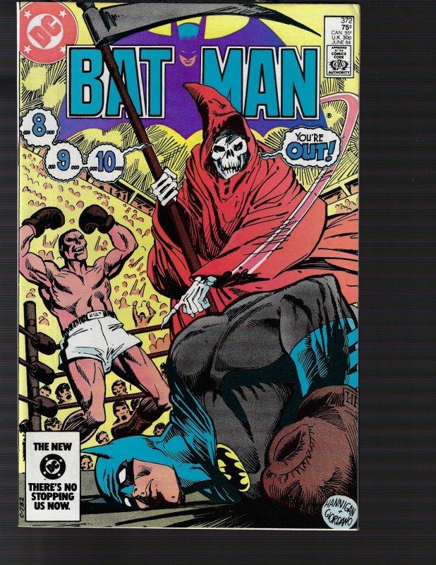 Batman #372 (DC, 1984) NM