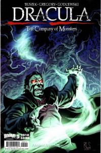 Dracula: The Company of Monsters #5 VF/NM; Boom! | save on shipping - details in