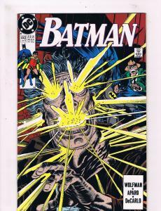 Batman # 443 VF/NM DC Comic Books The Joker Gotham Catwoman Mr.Freeze Robin SW12