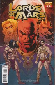 Lords of Mars (Vol. 1) #4B VF/NM; Dynamite | save on shipping - details inside