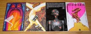 Breathtaker #1-4 VF/NM complete series - mark wheatley - marc hempel - dc set