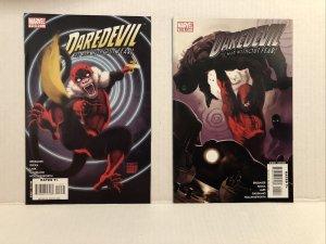 Daredevil #110 Lot Of 2 Variants