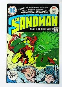 Sandman (1974 series) #2, VF+ (Actual scan)