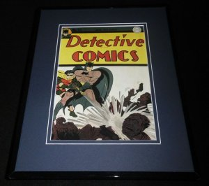 Detective Comics #97 Framed 11x14 Repro Cover Display Batman Robin