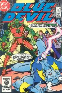 Blue Devil #3, VF+ (Stock photo)