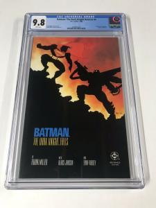 Batman The Dark Knight Returns 4 Cgc 9.8 1st Print 2030361024