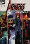 Avengers Strikefile #1, VF+ (Stock photo)