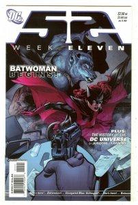 52 Week 11   1st full Kate Kane as Batwoman