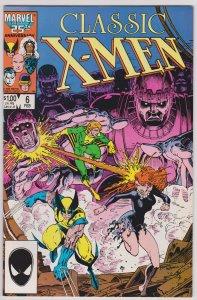 Classic X-Men #6 (VF-NM)