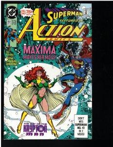 Action Comics #651 (DC, 1990)
