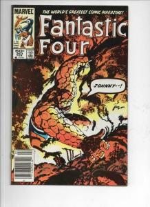 FANTASTIC FOUR #263 VF Byrne Thing 1961 1984 Marvel, more FF in store