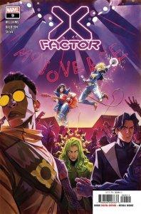 X-Factor (2020 series) #9, NM + (Stock photo)