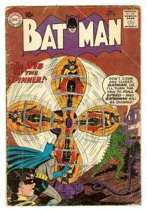 Batman 129   Robin Origin Retold   Batwoman