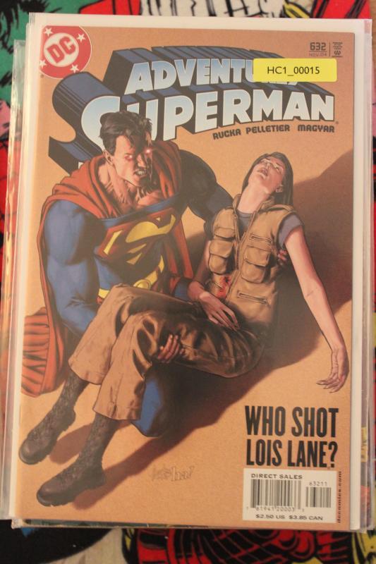 Adventures of Superman 632 9-4-nm