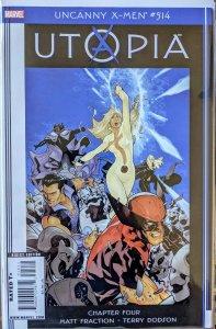 The Uncanny X-Men: Utopia #514 (2009)