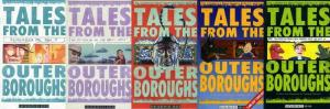 TALES FROM THE OUTER BOROUGHS 1-5  Douglas Michael