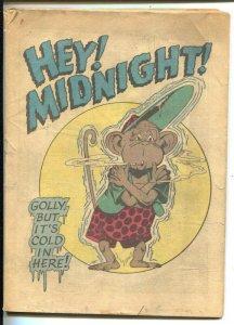 Smash Comics #41 1943-Quality-Midnight-Marksman-Black X-Bozo the Robot-P