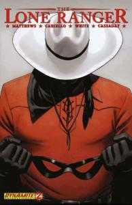 Lone Ranger (Dynamite) #2 (2nd) VF/NM; Dynamite | save on shipping - details ins