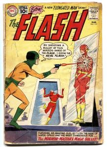FLASH #119 1961-DC COMICS-MAGIC BULLET-ELONGATED MAN g