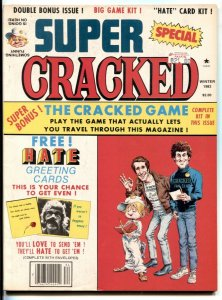 Cracked Annuals Winter 1983- HATE GREETING CARDS