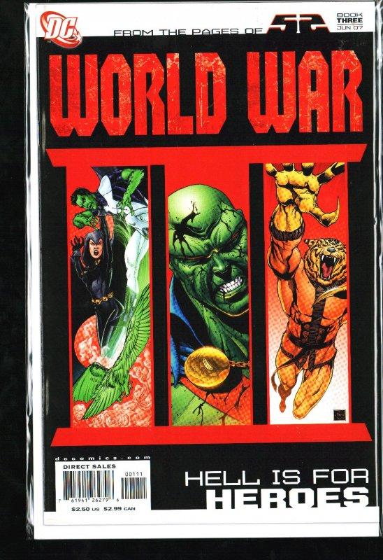 52 Sonderband Special: World War III (DE) #3 (2007)