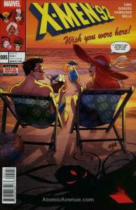 X-Men '92 (2nd Series) #5 VF/NM; Marvel   save on shipping - details inside