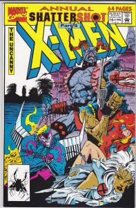 Uncanny X-Men Annual #16