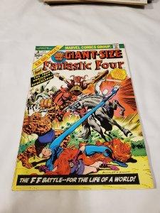 Giant Size Fantastic Four 3 VF John Buscema