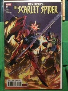 Ben Reilly: The Scarlet Spider #22
