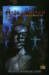 Blair Witch: Dark Testaments #1A FN; Image | save on shipping - details inside