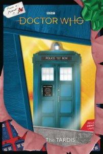 DOCTOR WHO 13TH HOLIDAY SPECIAL (2019 TITAN) #2 VARIANT CVR C ACTI PRESALE-12/18