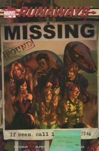 Runaways #18 FN; Marvel   save on shipping - details inside