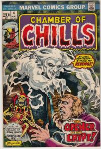 Chamber of Chills #4 (May-73) VF/NM High-Grade
