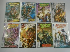 Aquaman and the Others lot 8 different from #3-11 8.0 VF (2014-15)