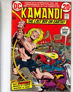 Kamandi the Last Boy on Earth #4 (Mar-73) NM- High-Grade Kamandi