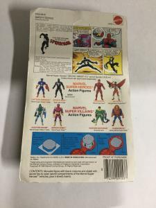 Marvel Super Heroes Secret Wars Spider-Man Black Suit Unpunched
