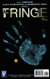 Fringe (WildStorm) #1 VF/NM; WildStorm | save on shipping - details inside