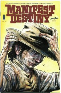 MANIFEST DESTINY #10 11 12 13 14 15, NM, 1st print, Lewis Clark trek expedition