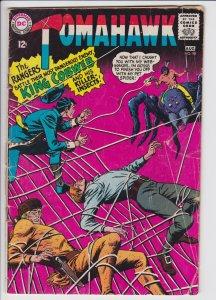 Tomahawk #99 (Aug 1965) 1.5 FR/GD DC