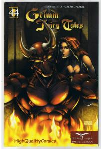 GRIMM FAIRY TALES 44, VF+, Devil's Brother, Zenescope, 2005, more GFT in store