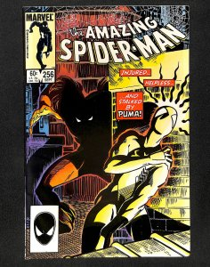 The Amazing Spider-Man #256 (1984)